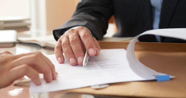 اعتبار سنجی در تنظیم قرارداد
