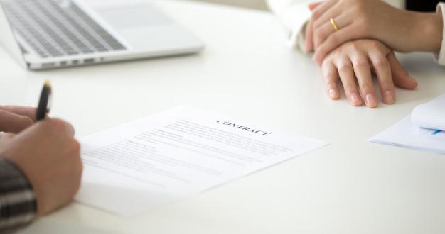 قرارداد کتبی با کارگر