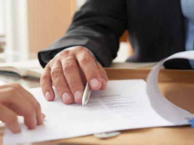 استعلام اسناد در قراردادنویسی